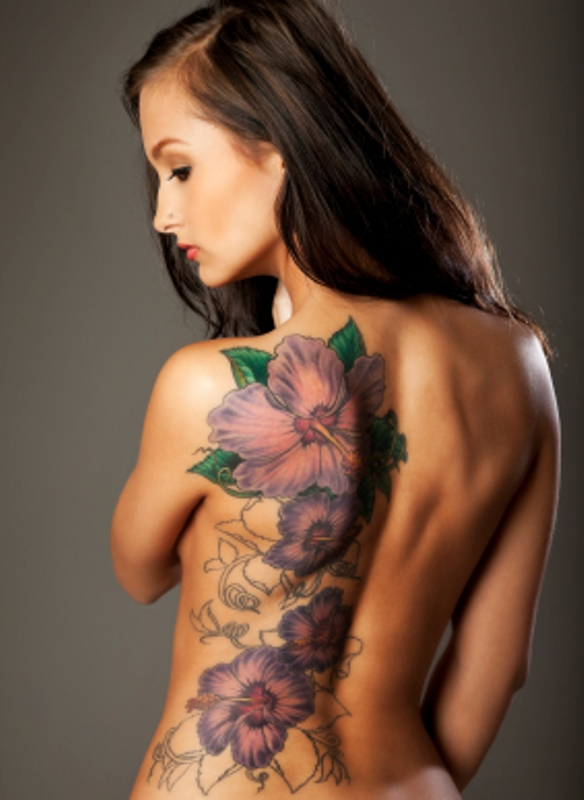 Beautiful Tattoos for Girls.49