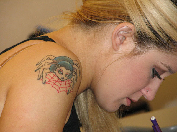 Beautiful Tattoos for Girls.56