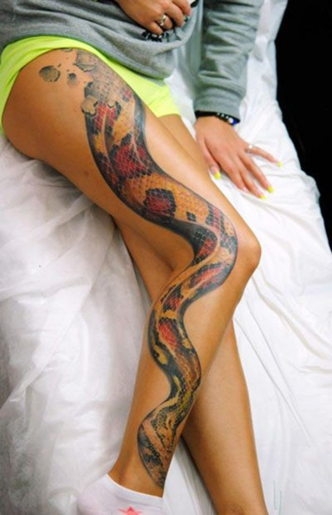 Beautiful Tattoos for Girls.6