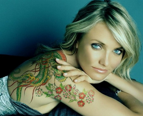 Beautiful Tattoos for Girls.73