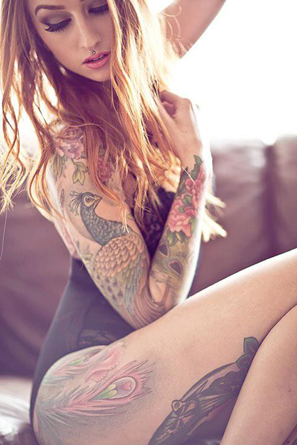 Beautiful Tattoos for Girls.83