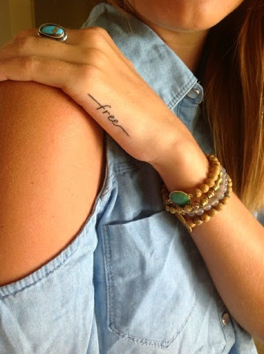 Small Tattoo Designs and Ideas.53