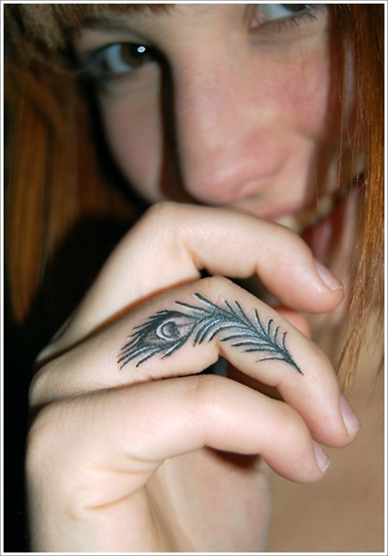 Small Tattoo Designs and Ideas.61