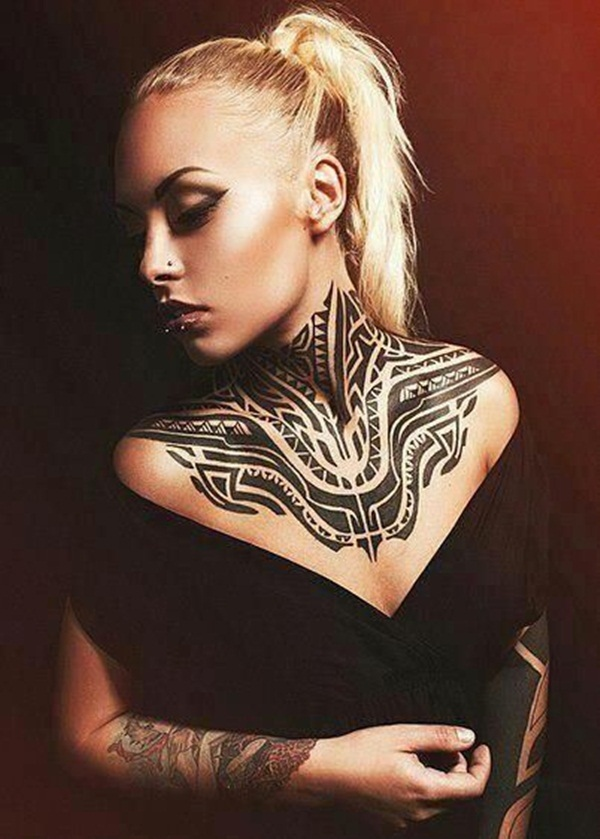 Tribal Tattoos for Women.2