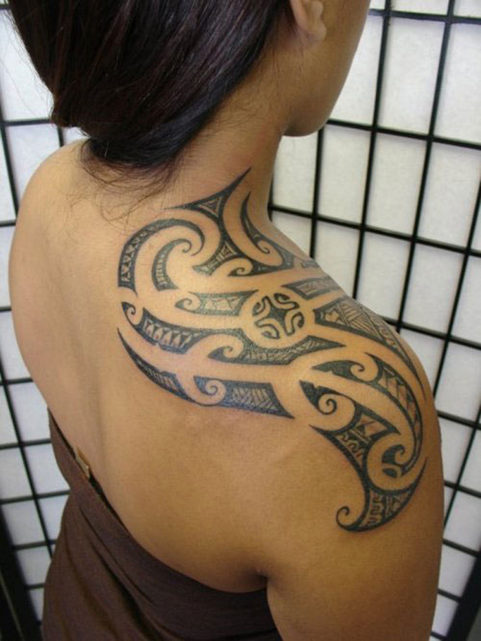 Tribal Tattoos for Women.36