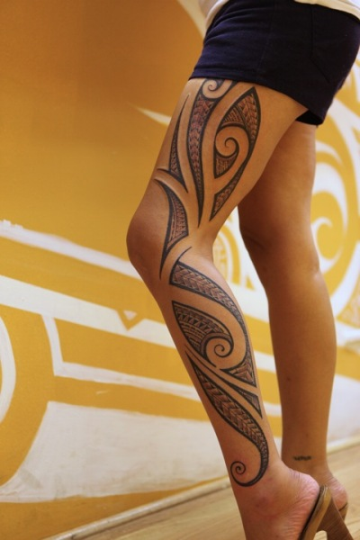 Tribal Tattoos for Women.38