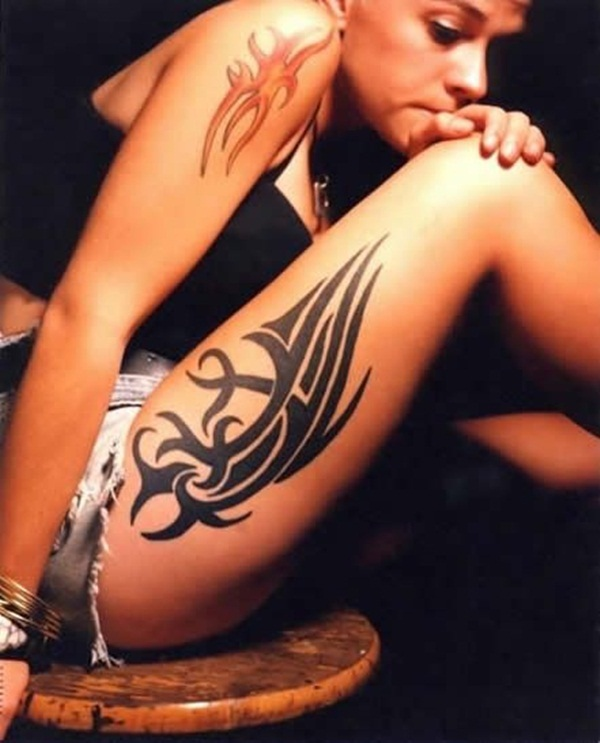 Tribal Tattoos for Women.4