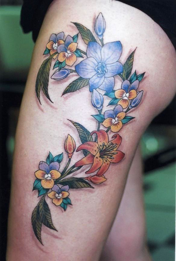 Tribal Tattoos for Women.49