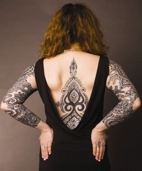 Tribal Tattoos for Women.7