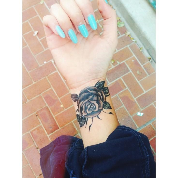Wrist Tattoos Design 32