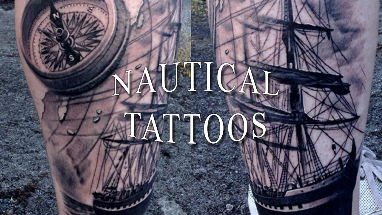 Nautical tattoos designs and ideas page 25 - Nautical Tattoos