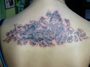 Ganesh Tattoo 24