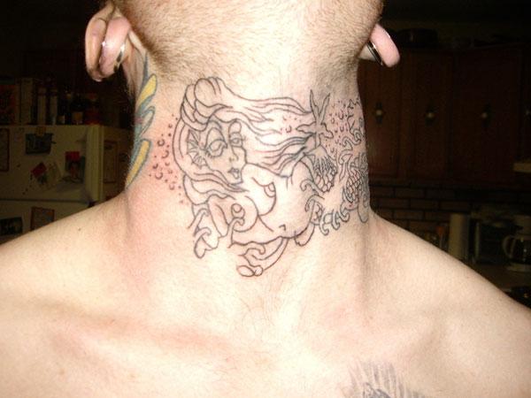 50 Stylish Mermaid Tattoo Designs And Ideas