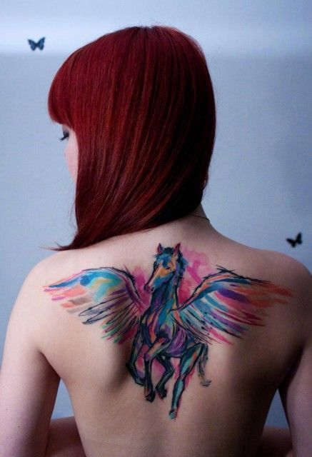 Mythological Tattoo Designs.29