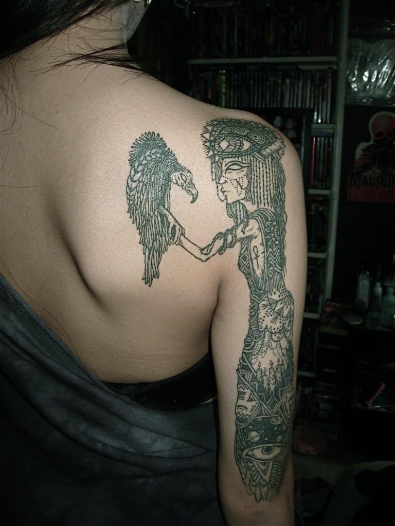 egyptian tattoos.12