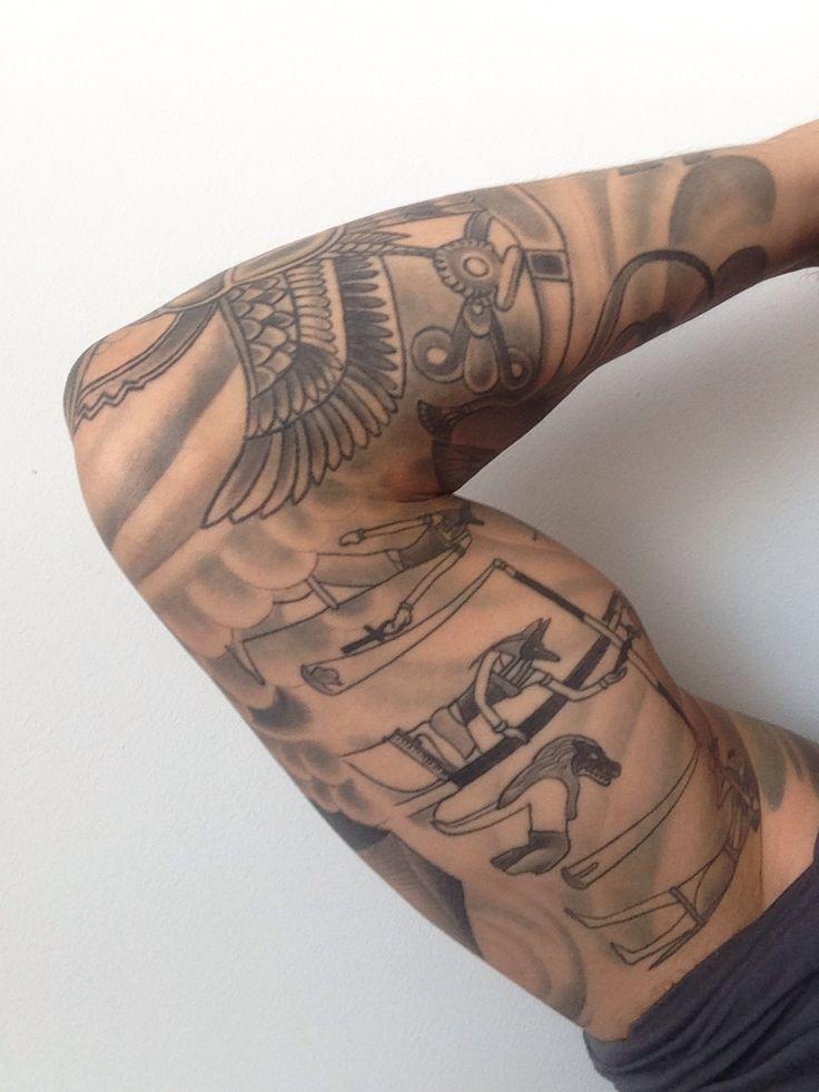 egyptian tattoos.18