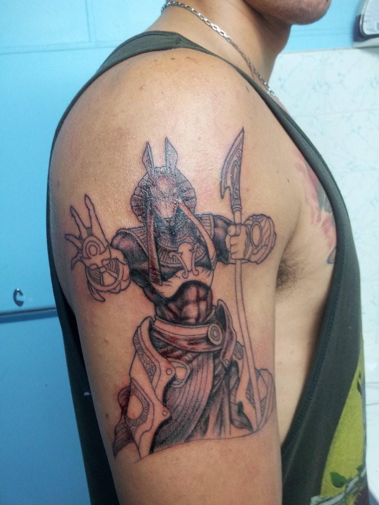 egyptian tattoos.66