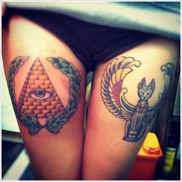 egyptian tattoos.69
