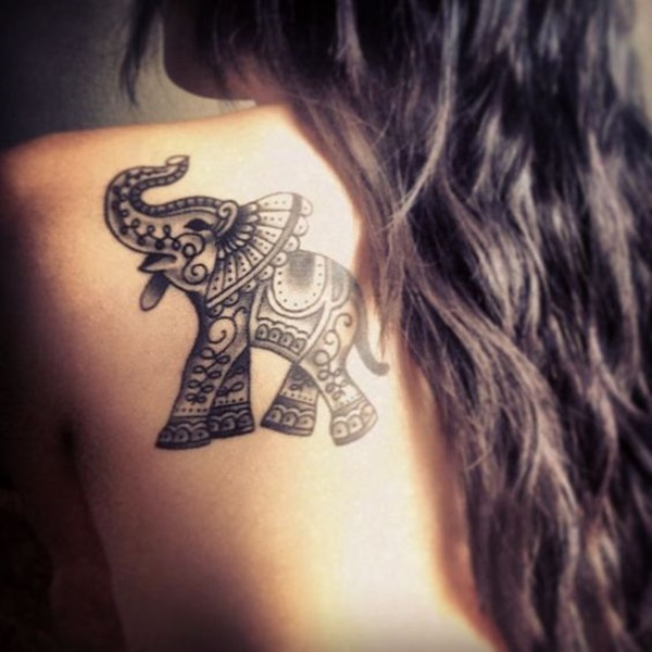 Elephant tattoos-12