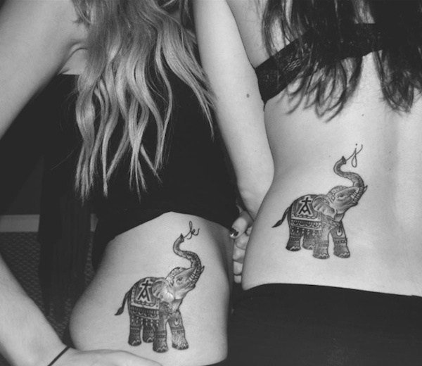 Elephant tattoos-15