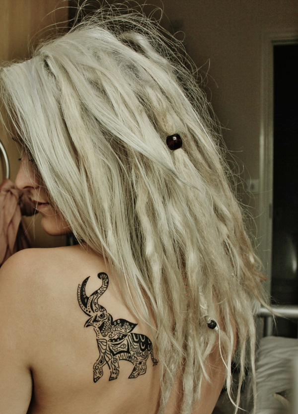 Elephant tattoos-18