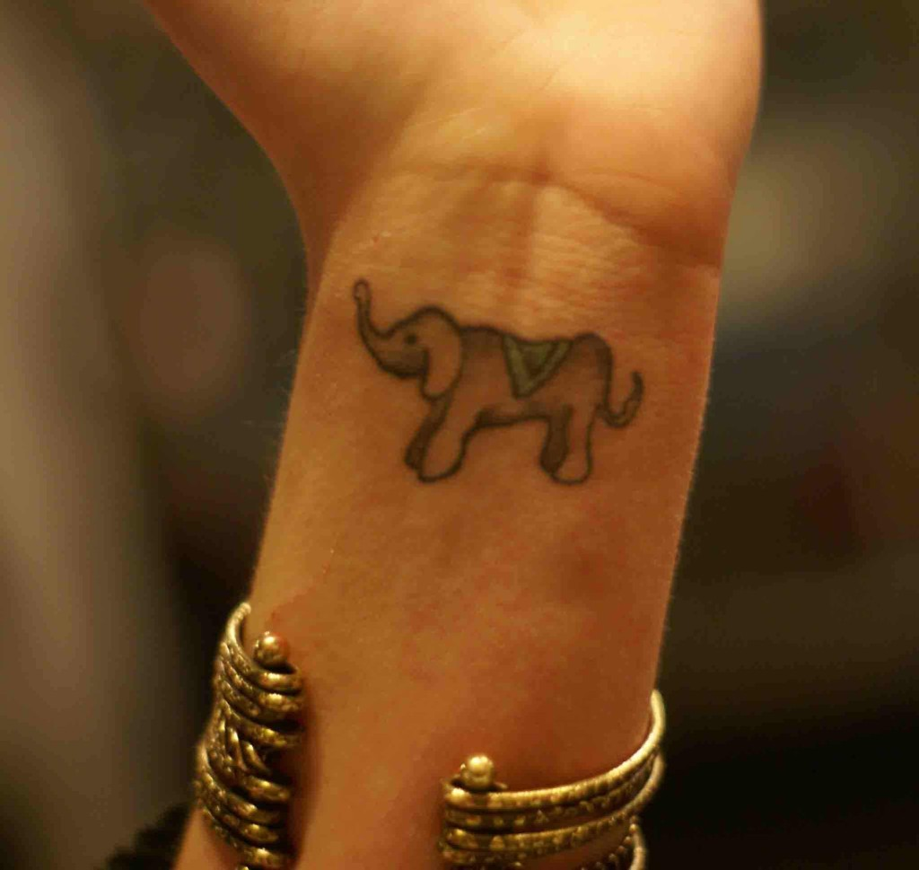 Elephant tattoos-28