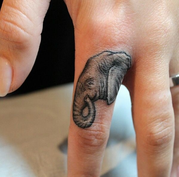 Elephant tattoos-40