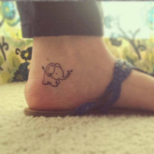 Elephant tattoos-49