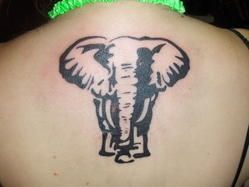 Elephant tattoos-56