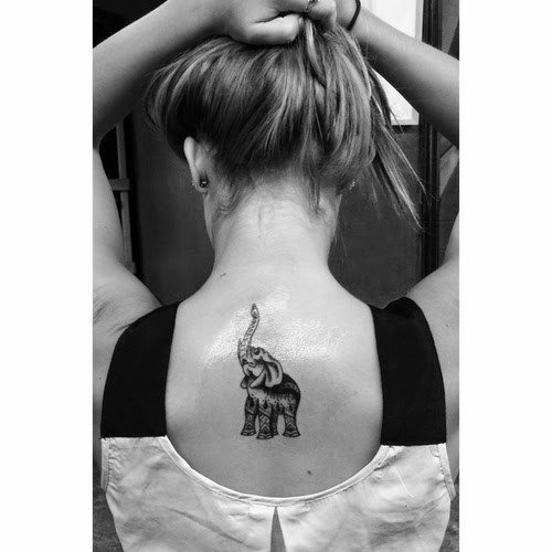 Elephant tattoos-71