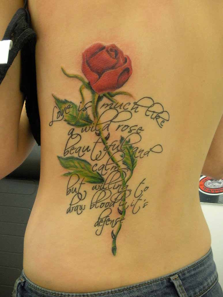 2017 01 small tattoo designs for women on foot - Women Tattoos 65