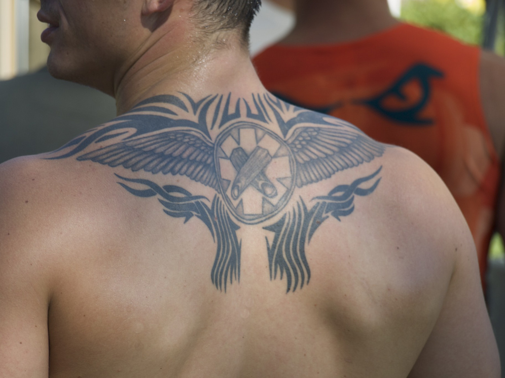 50 Cool Back Tattoos For Men – Expansive Canvas Design Ideas