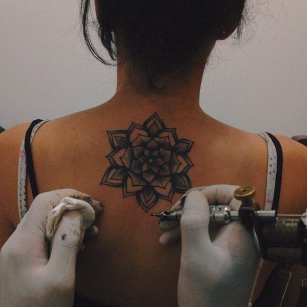 50 Mandala Tattoo Designs