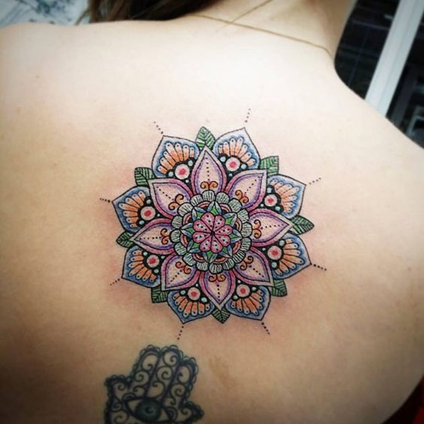22 Mandala Tattoo Designs Ideas: 50 Mandala Tattoo Designs